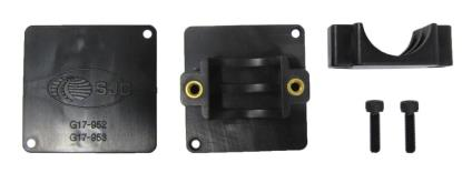 "Picture of Grips Heated Control Unit bracket to fit 1""Handlebars (Pair)"