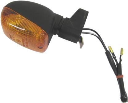 Picture of Complete Indicator Aprilia RX50, RS125 Front Right or Rear Left (Amber)
