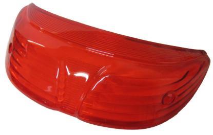 Picture of Rear Light Lens Peugeot Squab,J