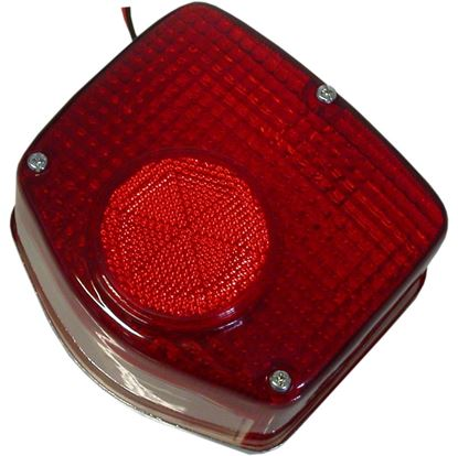 Picture of Complete Taillight Honda CB100, CB250N