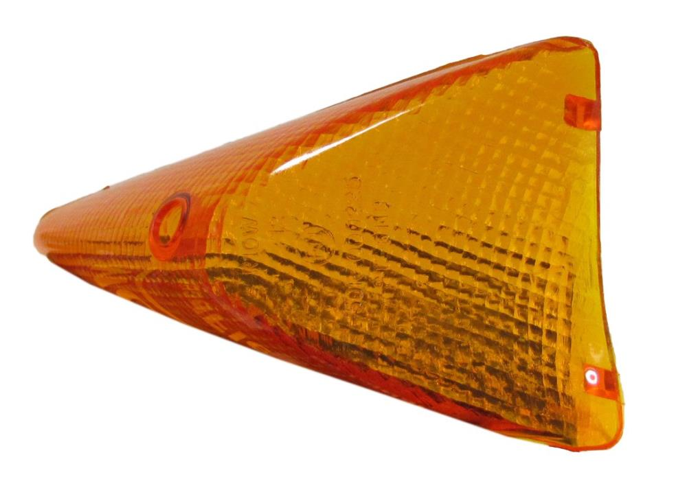 Indicator Lens Rear R//H Clear for 2001 Peugeot Speedfight 2 Front 50cc L//C