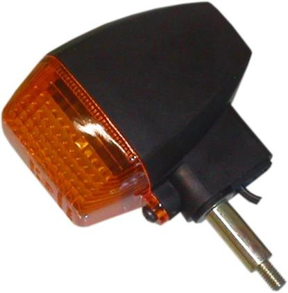 Picture of Complete Indicator Kawasaki AR125, ZX400 Rear, GPX250R Front(Amber)