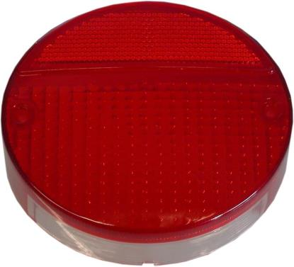 Picture of Taillight Lens for 1973 Kawasaki S1-A Mach I (250cc)