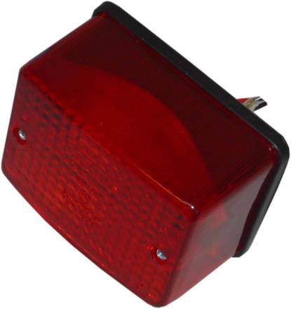 Picture of Taillight Complete for 1980 Kawasaki KE 175 D2