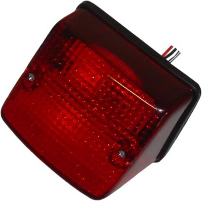 Picture of Complete Taillight Kawasaki KDX125