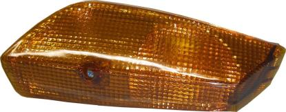Picture of Complete Indicator Suzuki AH50, AH100 Front Left(Amber)