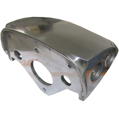 Picture of Complete Taillight Bracket to take 364610 fit BSA Tiger 100c