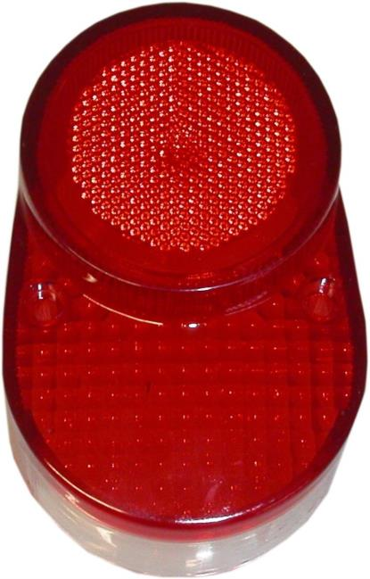 Picture of Rear Light Lens Yamaha FS1E Early