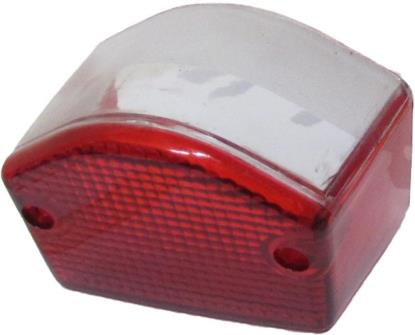 Picture of Rear Light Lens Yamaha DT125LC Mk1