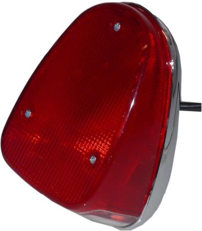 Picture of Complete Taillight Yamaha XVS650, XVZ1300