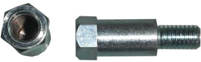 Picture of Adaptor 8mm Yamaha Internal Thread to 10mm External Thread (Per 10)