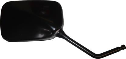 Picture of Mirror Fairing Black Square Right Hand Honda NS125F