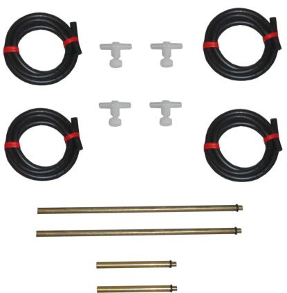 Picture of Vacuum Gauge Replacement Hoses T-Pieces & Fittings (Set)