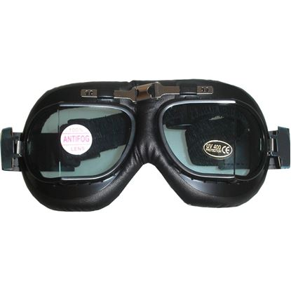Picture of Goggles 'Red Baron'(Not BS Stamped) Smoked Lens