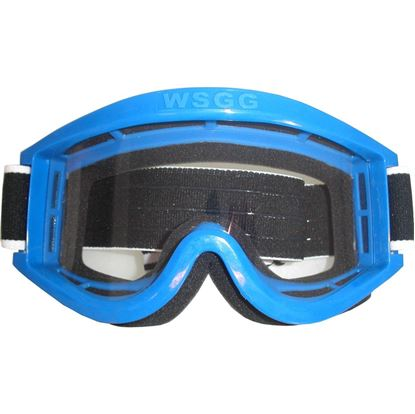 Picture of Goggles Off Road Motocross Blue