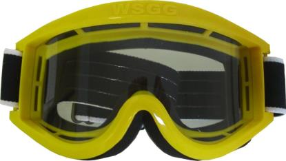 Picture of Goggles Off Road Motocross Yellow