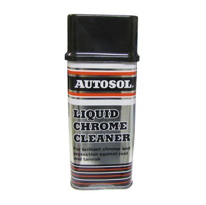 Picture of Autosol Chrome (250g Liquid) (250g)
