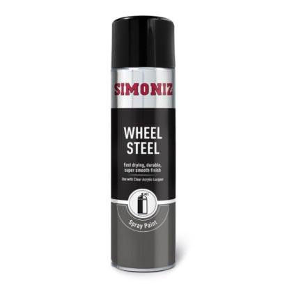 Picture of Simoniz 5 Wheel Steel (500ml)