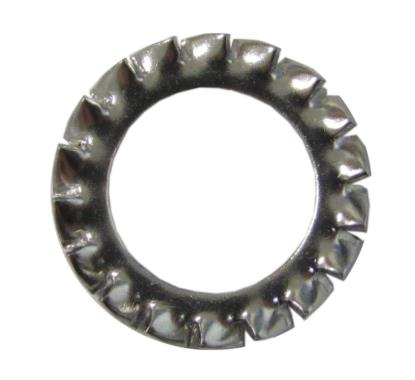 Picture of Washers Crinkle Locking Stainless 16mm ID x 25.5mm OD (Per 20)