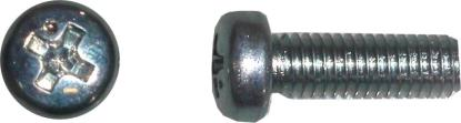Picture of Screws Pan Head 5mm x 10mm(Pitch 0.80mm) (Per 20)