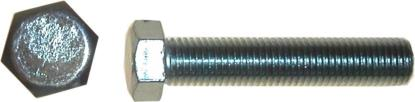 Picture of Bolts Hexagon 10mm x 60mm (14mm Spanner Size)(Pitch 1.25mm) (Per 20)