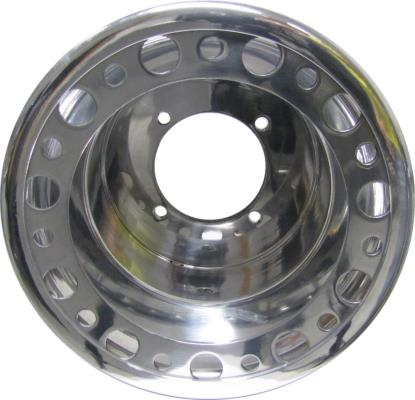 Picture of ATV Wheel 9x9, 4+5, 4/110 Polished
