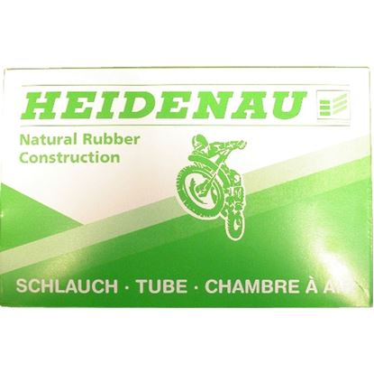 Picture of Heidenau Inner Tube Heavy Duty 325/350/410-19 Straight Valve