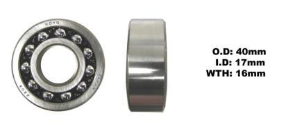 Picture of Bearing Koyo 2203(I.D 17mm x O.D 40mm x W 16mm)