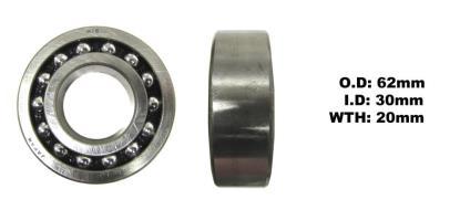 Picture of Bearing Koyo 2206(I.D 30mm x O.D 62mm x W 20mm)