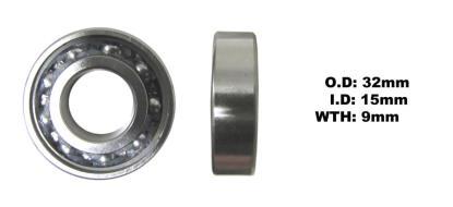 Picture of Bearing SNR 6002(I.D 15mm x O .D x 32mm x W 9mm)