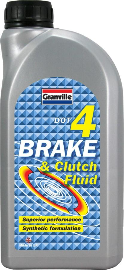 Picture of Brake Fluid Dot 4 (500ml)