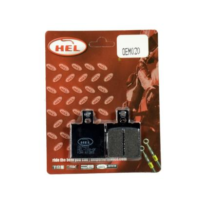 Picture of Hel Brake Pads OEM020, AD038, FA47
