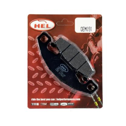 Picture of Hel Brake Pads OEM091, AD013, FA129