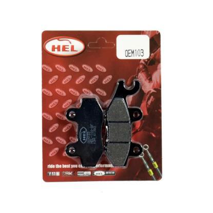 Picture of Hel Brake Pads OEM103, AD002, FA135, FA202, FA214, FA228
