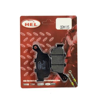Picture of Hel Brake Pads OEM105, AD020, FA140
