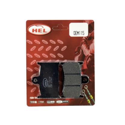 Picture of Hel Brake Pads OEM115, AD017, FA145, FA236