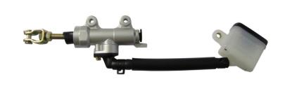 Picture of M/Cylinder Rear 45mm mount, hose, rect bottle, 35mm long stem