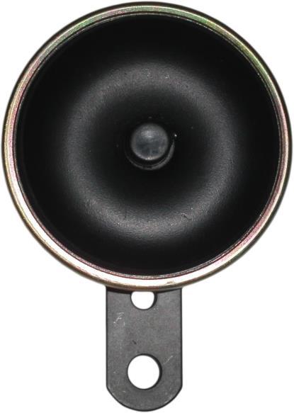 Picture of Horn 12 Volt Black O.D.75mm