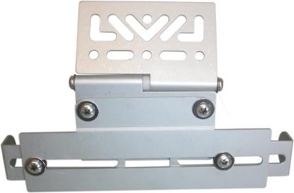 Picture of Complete Taillight Bracket Universal & Adjustable Silver