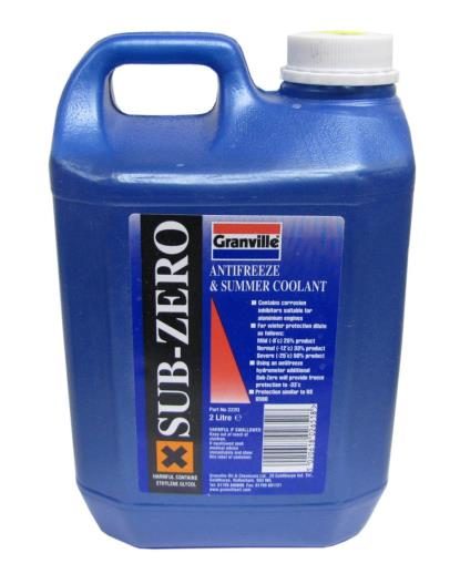 Picture of Michel Coolant frost protection down to -36 degrees c. (2 Litres)