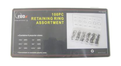Picture of Circlips Internal Metric 100pc Assortment (Kit)
