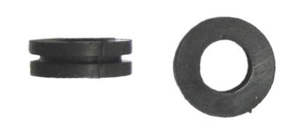 Picture of Grommet OD 15mm x ID 8mm x Width 5mm (Rubber) (Per 10)