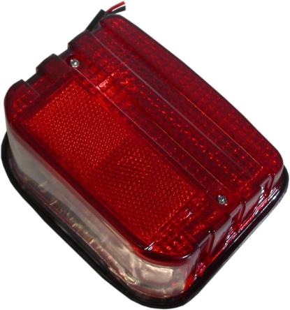 Picture of Complete Taillight Honda MT50, CB250RS