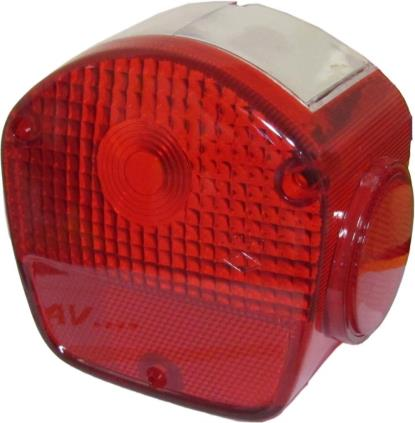 Picture of Rear Light Lens Kawasaki KH100, KC100, Z400