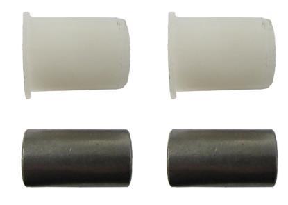 Picture of Swinging Arm Bushs & Sleeves I.D 12mm, Length 34mm (Set)