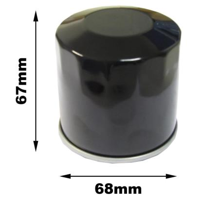 Picture of MF Oil Filter (C) Benelli 900, Tornado(HF553)018.01.101.000