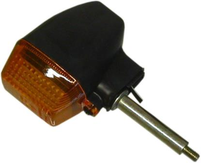 Picture of Complete Indicator Kawasaki AR125 60mm Stem, ZR7, ZR7-s Rear(Amber)