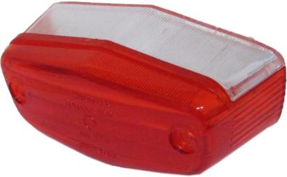Picture of Rear Light Lens Mini Lucas with E-Mark