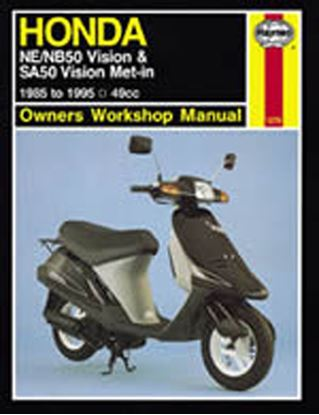 Picture of Haynes Manual  1278 Honda NE/NB50 VISION-S/Order