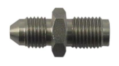 "Picture of Adaptor 3/8 UNF Concave Stainless fits to 3/8"" Hose End (Per 5)"
